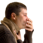 Кашель - один из симптомов очаговой пневмонии