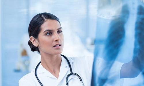 Диагностика септической пневмонии