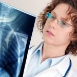 Рентген для диагностики бронхиолита