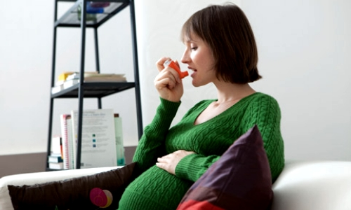 Проблема течения беременности при астме