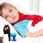 Частые бронхиты у ребенка - возможный симптом бронхиальной астмы