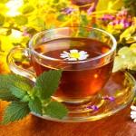 Лечение бронхита чаем с травами