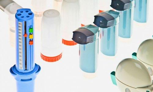 Применение лекарств против астмы