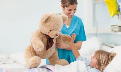 Уход медсестры при астме у детей
