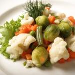 Введение в рацион вареных овощей при заболеваниях легких