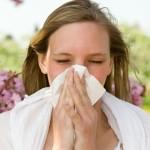 Аллергия - причина нарушения дыхания