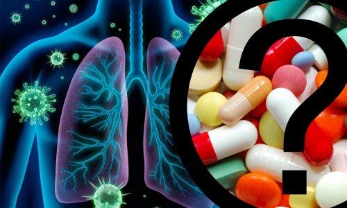 Особенности назначения антибиотиков при трахеите