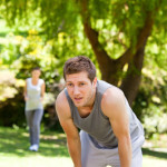Физические нагрузки - причина нарушения дыхания
