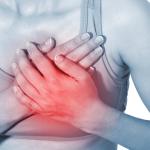 Жжение в груди при легочном кровочетении