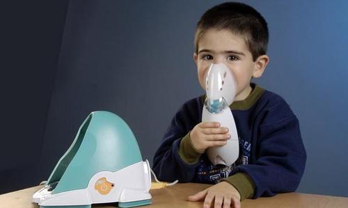 Лечение астмы при помощи ингаляций