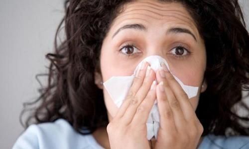 Острые респираторные вирусные инфекции