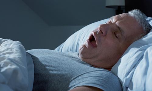 Проблема ночного апноэ