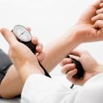 Снижение давления - симптом ОРДС