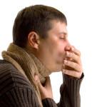 Сильный кашель при нозокомиальной пневмонии