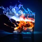 Алкоголь - причина аспирационной пневмонии