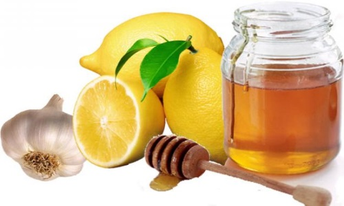 Чеснок и мёд при лечении пневмонии