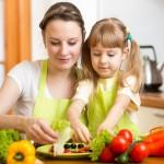 Питание и здоровый образ жизни ребенка для профилактики пневмонии