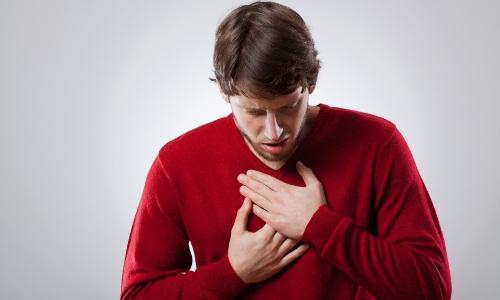 Проблема левосторонней пневмонии
