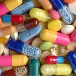 Прием антибиотиков для лечения пневмонии