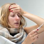 Высокая температура при пневмонии
