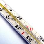 Повышение температуры тела при бронхите