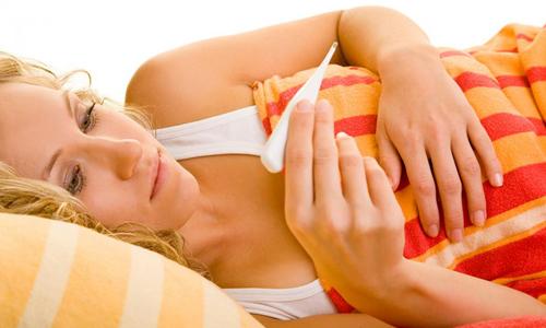 Проблема температуры после пневмонии