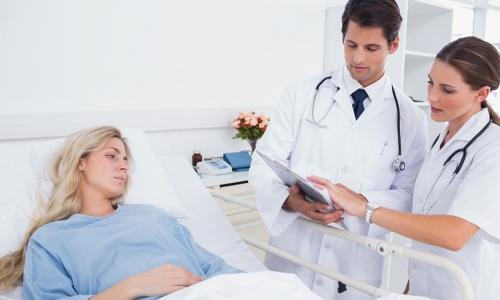 Возникновение пневмонии после инсульта