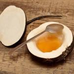 Лечение бронхита редькой с медом