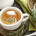 Польза теплых чаев при болях в груди при бронхите