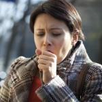 Сильный кашель при диффузном бронхите