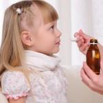 Прием препаратов для выведения мокроты