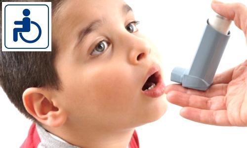 Получение инвалидности при бронхиальной астме