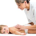 Польза массажа при бронхите у детей