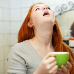 Полоскание горла при ларингите