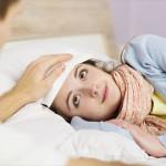 Соблюдение постельного режима при бронхите