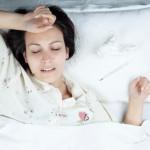 Соблюдение постельного режима при ларингите