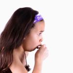 Лающий кашель при ложном крупе