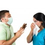 Аэрозольный путь передачи туберкулеза