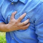 Сильная боль в груди при абсцессе легкого