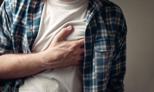 Ощущение боли при раке легких
