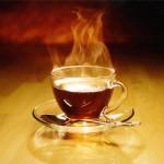 Употребление горячих напитков при трахеите