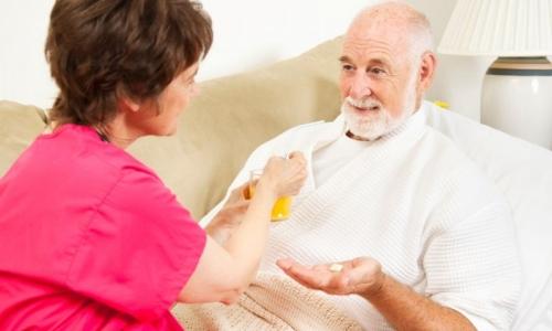 Проблема ХОБЛ у пожилых людей
