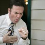 Сильный кашель при отеке легких