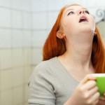 Полоскание горла лекарственными растворами