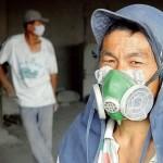 Работа в распираторах при пылевых производствах для профилактики пылевых бронхитов
