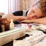 Сбивание температуры при помощи препаратов