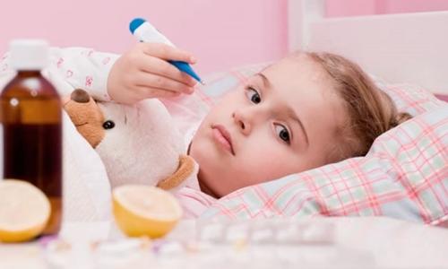Температура при ларингите у детей