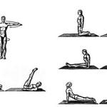 Гимнастика по системе тибетских монахов