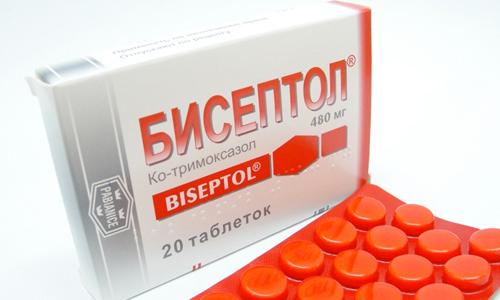 Бисептол для лечения бронхита