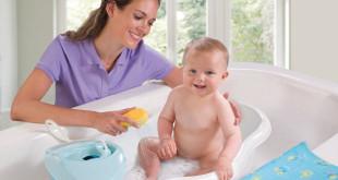 Купание грудного ребенка в ванной при бронхите